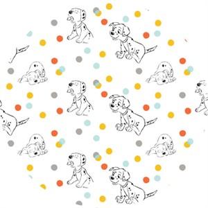 Camelot, Disney FLANNEL, 101 Dalmatians