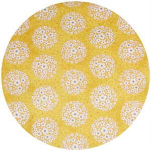 Adornit, Crazy For Daisies, Pom Pom Dot Yellow