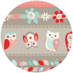 Adornit, Owls, Ticker Tape Coral
