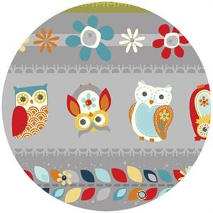 Adornit, Owls, Ticker Tape Espresso