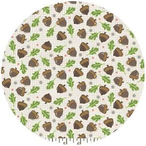 Adornit, Timberland Critters, Acorns Tan