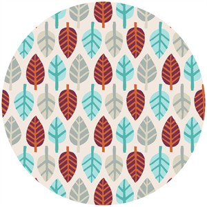 Allison Cole, Festive Forest, Leaves Cream