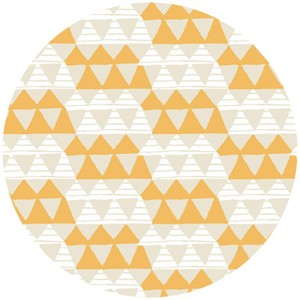 Allison Cole, Happy Camper, Quilting FLANNEL, Tribal Cream