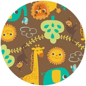 Allison Cole, Happy Jungle, Jungle Play Brown