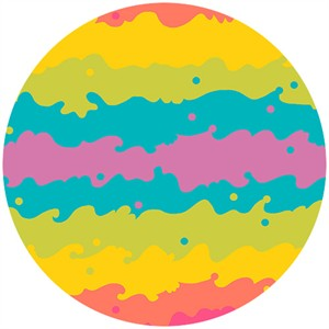 Alison Glass, Clover Sunshine, Kite Tail Spectrum