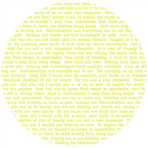 Alison Glass, Sun Print, Text Lime