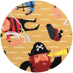 Alexander Henry, Ahoy Mateys, Captain Redbeard Sand