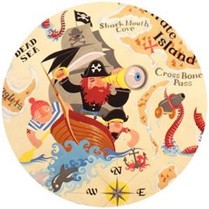 Alexander Henry, Ahoy Mateys, Pirate Island Sand