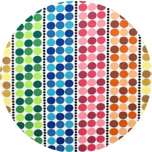 Alexander Henry, The Dotted Line Multi Blue
