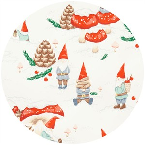 Alexander Henry, Gnomes in the Snow Vintage Tea