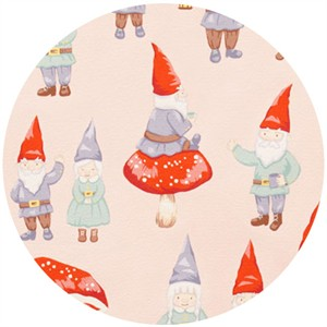 Alexander Henry, Gnome Sweet Gnome Pink
