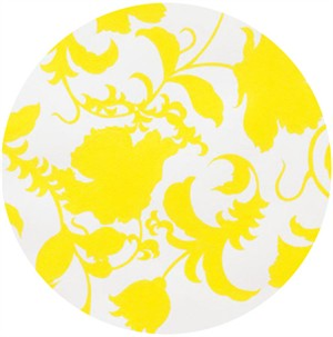 Alexander Henry, Gramercy Floral Yellow