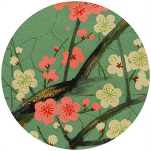 Alexander Henry, Indochine, Golden Garden Teal