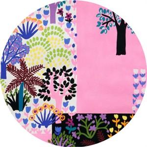 Alexander Henry, Jardin Colorido Pink