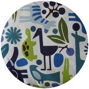 Alexander Henry, LAMINATE, 2D Zoo Pool