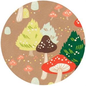 Alexander Henry, North Pole Mushroom Cocoa
