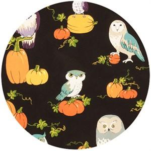 Alexander Henry, October Owl Black