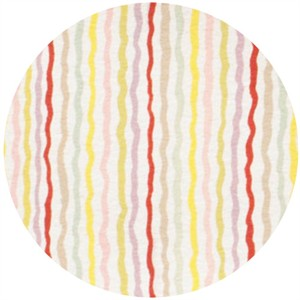 Alexander Henry, Toyland, Ric Rac Cream/Pastel