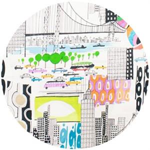 Alexander Henry, Urban Sprawl Bright