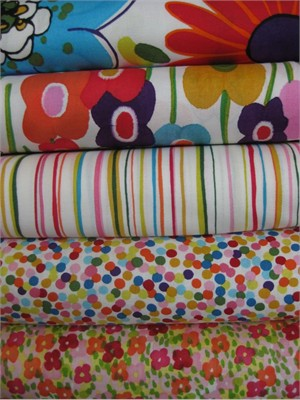 Alexander Henry, Vivienne, Bright in FAT QUARTERS 5 Total