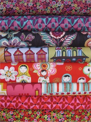 Alexander Henry, Zhivago in FAT QUARTERS, 8 Total