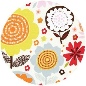 Alice Kennedy, Matilda, Floral Ivory