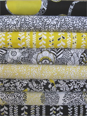 Alice Kennedy, Taxi in FAT QUARTERS 8 Total