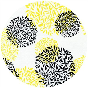 Alice Kennedy, Taxi, Leaf Circles White