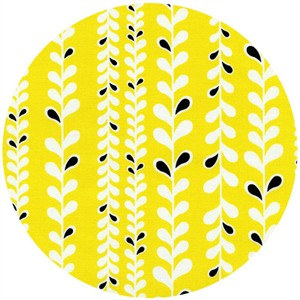 Alice Kennedy, Taxi, Leaf Stripe Yellow