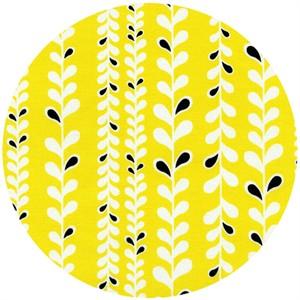 Alice Kennedy, Taxi, Leaf Stripe Yellow