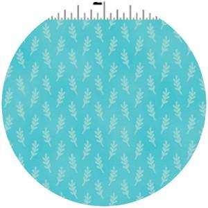 Alyssa Thomas, Critter Patch Organic, Fancy Ferns Blue
