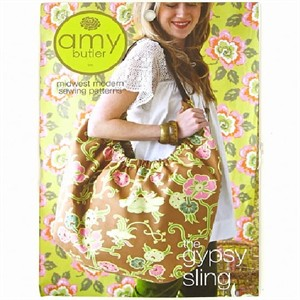 Amy Butler, Sewing Pattern, Gypsy Sling
