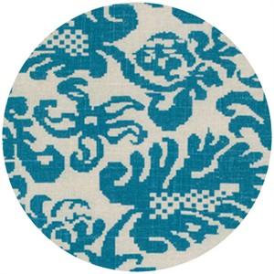 Amy Butler, Alchemy, Linen/Rayon, Fanfare Peacock