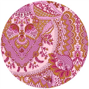 Amy Butler, Alchemy, Quilt Cottons, Flora Rosebud