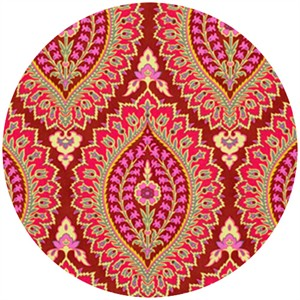 Amy Butler, Alchemy, Quilt Cottons, Imperial Paisley Zinnia