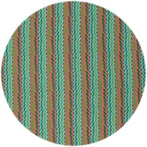 Amy Butler, Bright Heart, Rhythm Stripe Olive