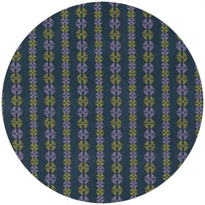 Amy Butler, Bright Heart, Stitchy Dots Navy
