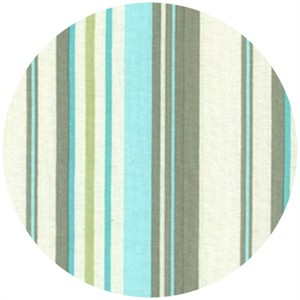 Amy Butler, Daisy Chain, Happy Stripe Grey