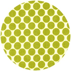 Amy Butler Full Moon Polka Dot Lime