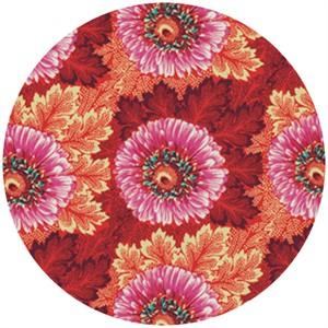 Amy Butler, Hapi, Sun Flowers Coral