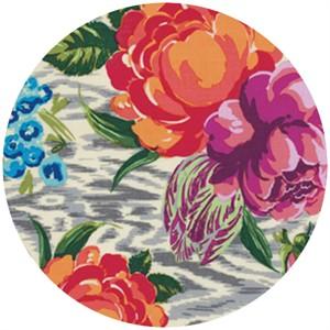 Amy Butler, Hapi, VOILE, Tapestry Rose Linen