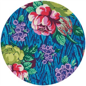 Amy Butler, Hapi, VOILE, Tapestry Rose Sapphire