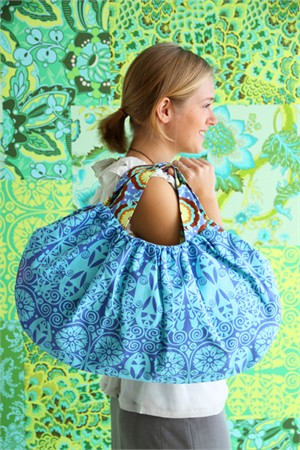 Amy Butler Sewing Pattern, Beautiful Belle Handbag