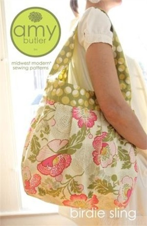 Amy Butler Sewing Pattern, Birdie Sling