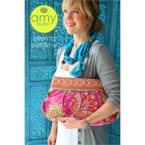 Amy Butler, Sewing Pattern, The Charm Clutch