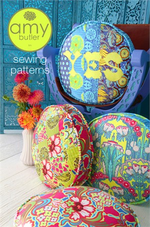 Amy Butler Sewing Pattern, Must Have Pillows