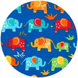 Amy Schimler, Jungle Creatures, Elephant Parade Bright