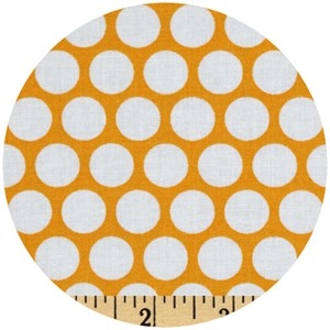 A.E. Nathan Co., Quiltology, Polka Dot Orange