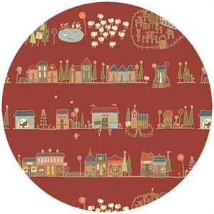 Anni Downs, Hometown Holiday, Christmas Night Crimson
