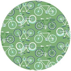 Andover Fabrics, 1canoe2, Fixies Green